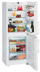 LIEBHERR CUN 3123 Kombinált hűtőszekrény, 272 L