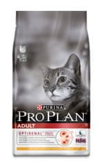 Purina Pro Plan Cat Adult Chicken & Rice macskaeledel - 10 kg