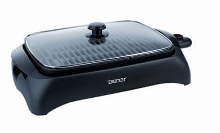 Zelmer grill elektryczny 40Z011 (ZGE0990B)