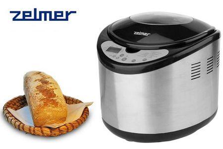Zelmer wypiekacz do chleba 43Z010 (ZBM0990X)