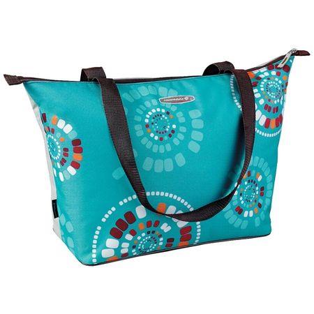 Campingaz mehka hladilna torba Shopping Cooler, 15 l, Ethnic