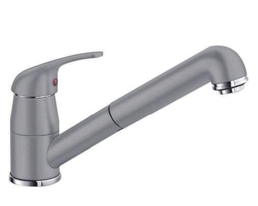 Blanco Daras S - aluminium