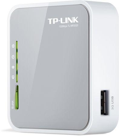 TP-Link brezžični prenosni router TL-MR3020