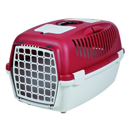 Trixie Transportný box CAPRI III. červeno-šedý
