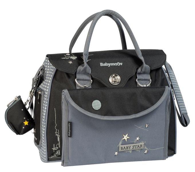 Babymoov Přebalovací taška Baby Style - Star