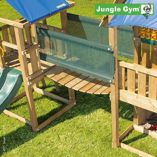Jungle Gym leseni igralni povezovalni most Jungle Bridge Link