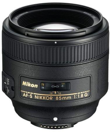 Nikon Nikkor AF-S 85 f/1,8G