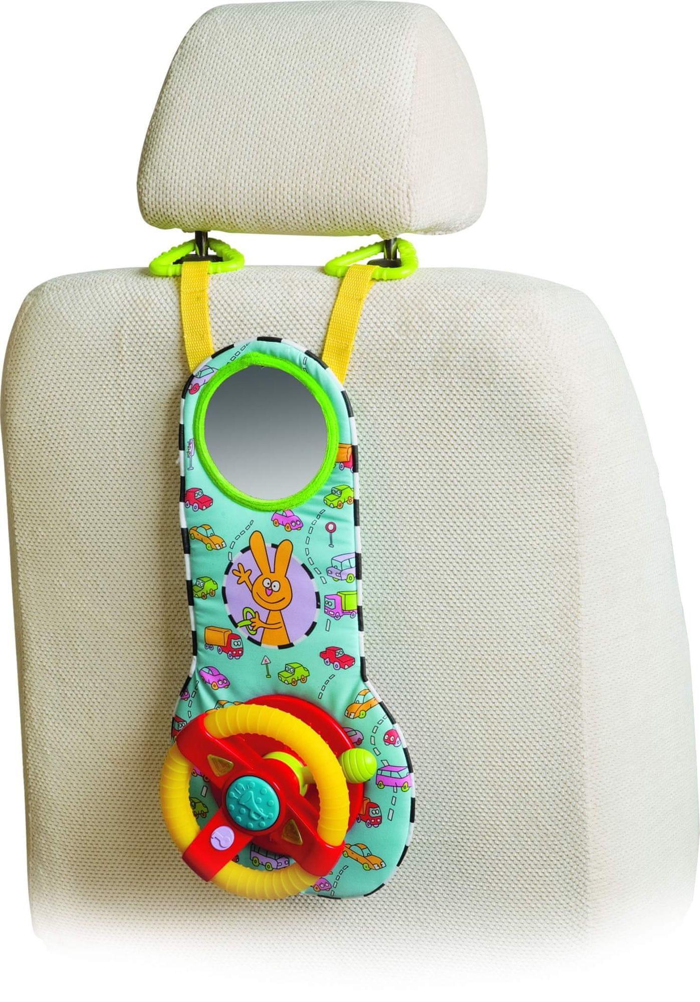 Taf Toys Kierownica dziecięca do samochodu, 12m+