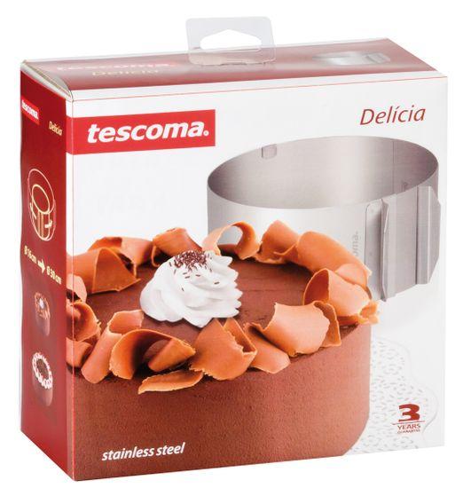 Tescoma Nastavitelná forma na dort kulatá DELÍCIA (623380)