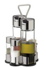 Tescoma Zestaw na olej, ocet, sol, pieprz CLUB (650356)