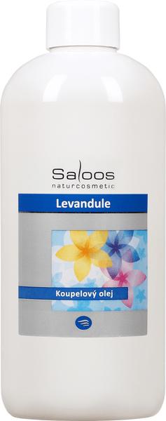 Saloos Koupelový olej Levandule 500 ml