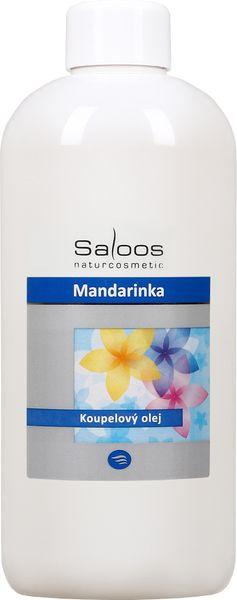 Saloos Koupelový olej Mandarinka 500 ml