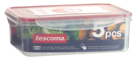 Tescoma Dóza FRESHBOX 5ks, obdélníková (892094)