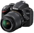 Nikon D3200 + 18-55 AF-S DX VR II Black