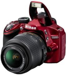 Nikon D3200 + 18-55 AF-S DX VR II