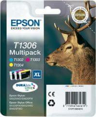 Epson komplet črnil Magenta, Cyan, rumena (BX525,625 XL)
