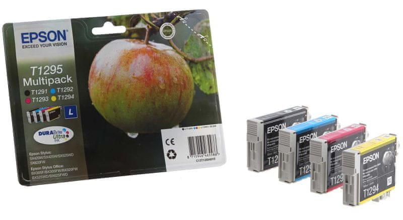 Epson T1295 - Multipack CMYK (C13T12954010)