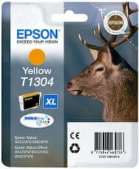 Epson tinta T1304, žuta