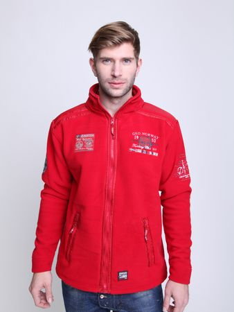 Geographical Norway Unchart M pulóver, piros, S