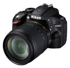 NIKON D3200 + 18-105mm AF-S DX VR Digitális tükörreflexes fényképezőgép