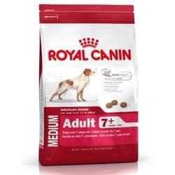 Royal Canin Medium Adult +7 - 15 kg