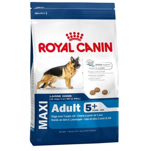 Royal Canin Maxi Adult +5 - 15 kg