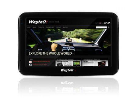 WAYTEQ x960BT 4 GB + Sygic Lite 4GB