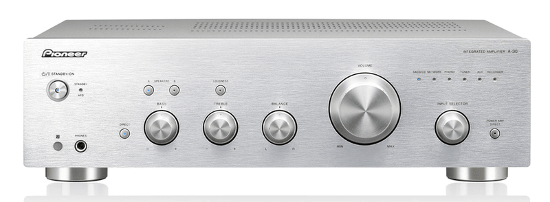 Pioneer A-30-S (Silver)