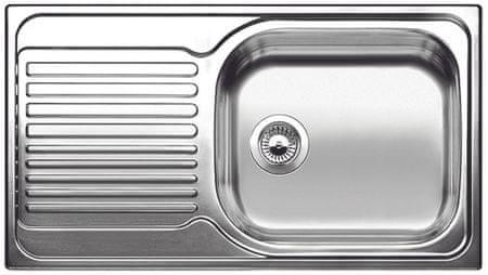 BLANCO Tipo XL 6 S Egymedencés mosogató