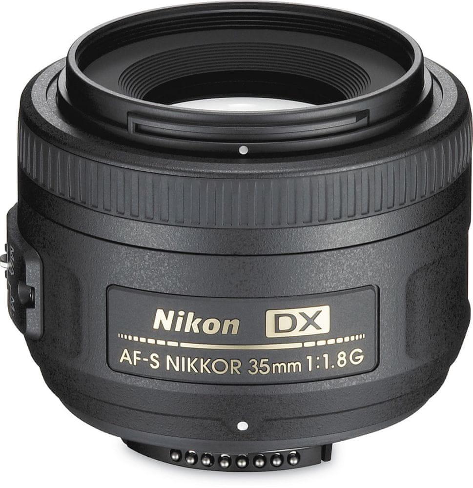 Nikon NIKKOR AF-S 35mm f/1,8G DX (JAA132DA)