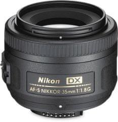 NIKON Nikkor AF-S 35mm f/1.8G DX Fix objektív