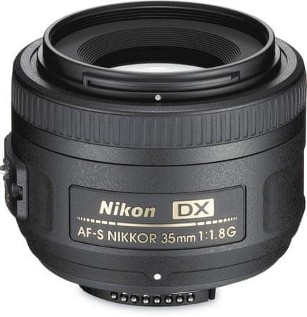 Nikon objektiv Nikkor AF-S DX 35mm/1.8G