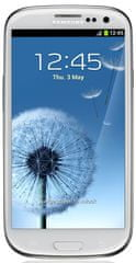SAMSUNG Galaxy SIIIi9300 Marble White outlet
