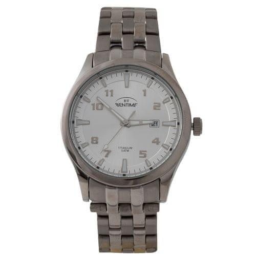 Bentime Pánské hodinky 026-R238120B, bílá