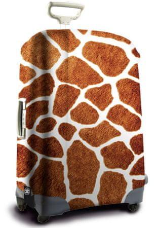 SuitSuit Pokrycie na walizkę żyrafa 9026