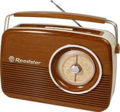 Roadstar TRA-1957/WD Retró rádió
