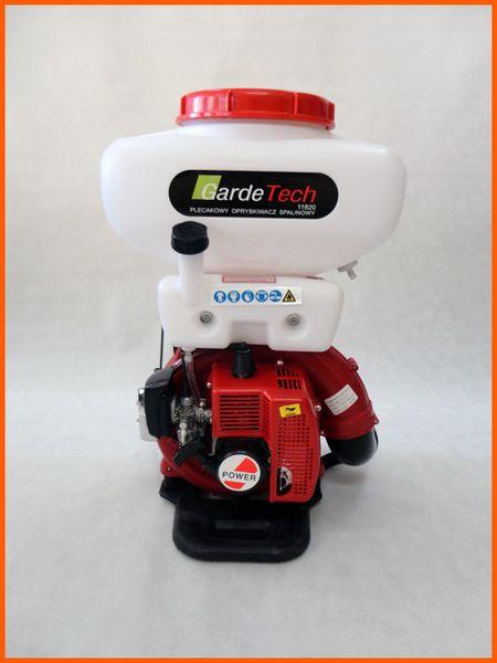 Moveto Gardetech Motorový postřikovač 12L