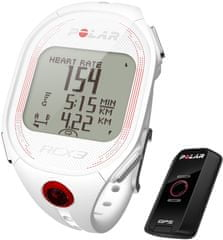 POLAR RCX3 Multi G5 Pulzusmérő óra