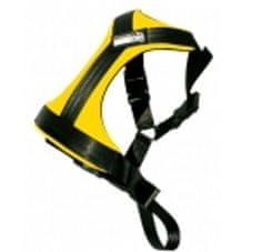 GreenDog Pasy bezpieczeństwa dla psa, żółte