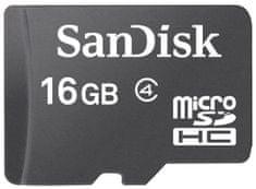 SanDisk karta pamięci microSDHC 16 GB (SDSDQM-016G-B35)