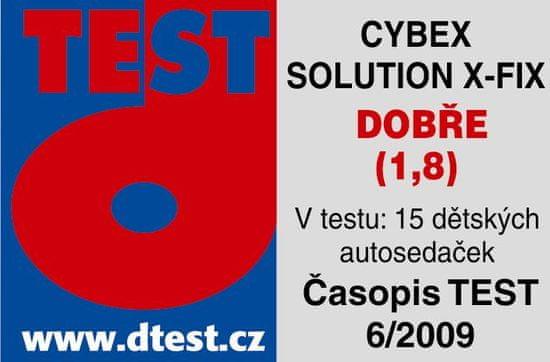 Cybex Solution X-FIX 2016