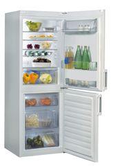 Whirlpool WBE 3116 W Alulfagyasztós hűtőszekrény, 307 l