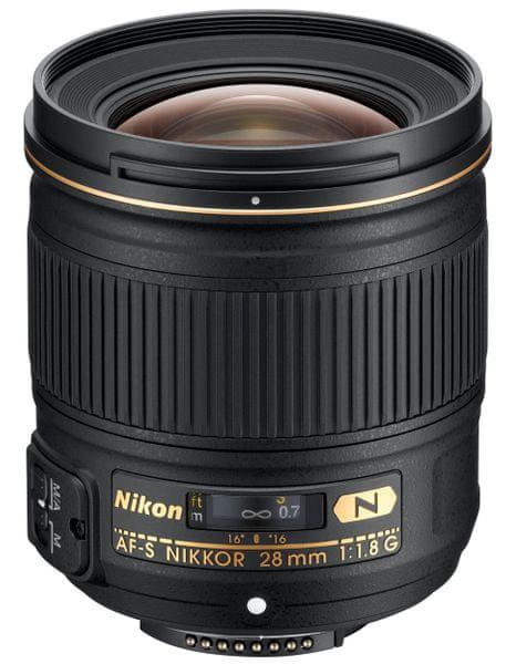 Nikon Nikkor AF-S 28 f/1,8 G