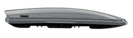 Thule strešni kovček Dynamic M 800, 320 l, 18 kg (titan)