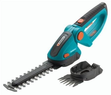 Gardena akumulatorske škarje za travo in grmičevje ComfortCut (8897)