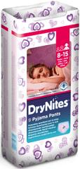 Huggies Dry Nites Large - Girls 9 szt.