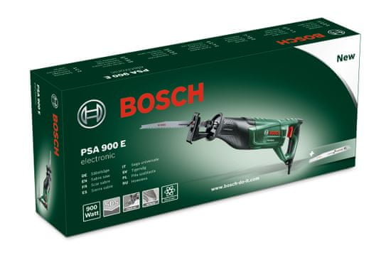 Bosch piła szablasta PSA 900 E