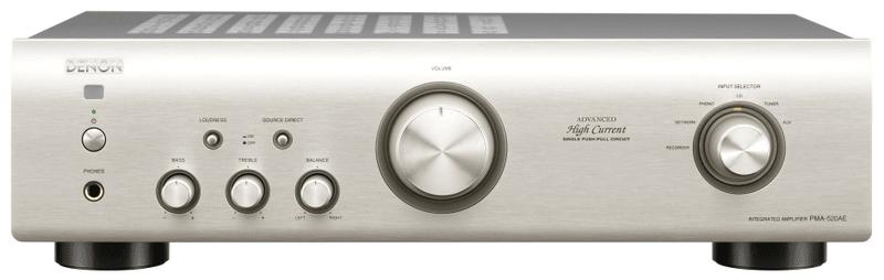 Denon PMA-520AE (Premium Silver)