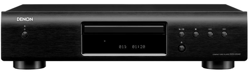 Denon DCD-520AE (Black)
