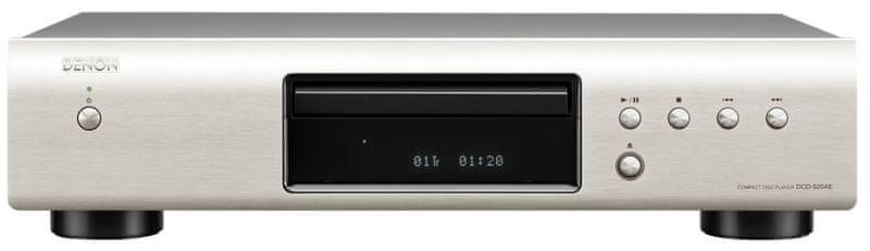 Denon DCD-520AE (Premium Silver)